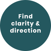 Find clarity and direction